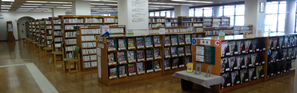 敦賀市立図書館3
